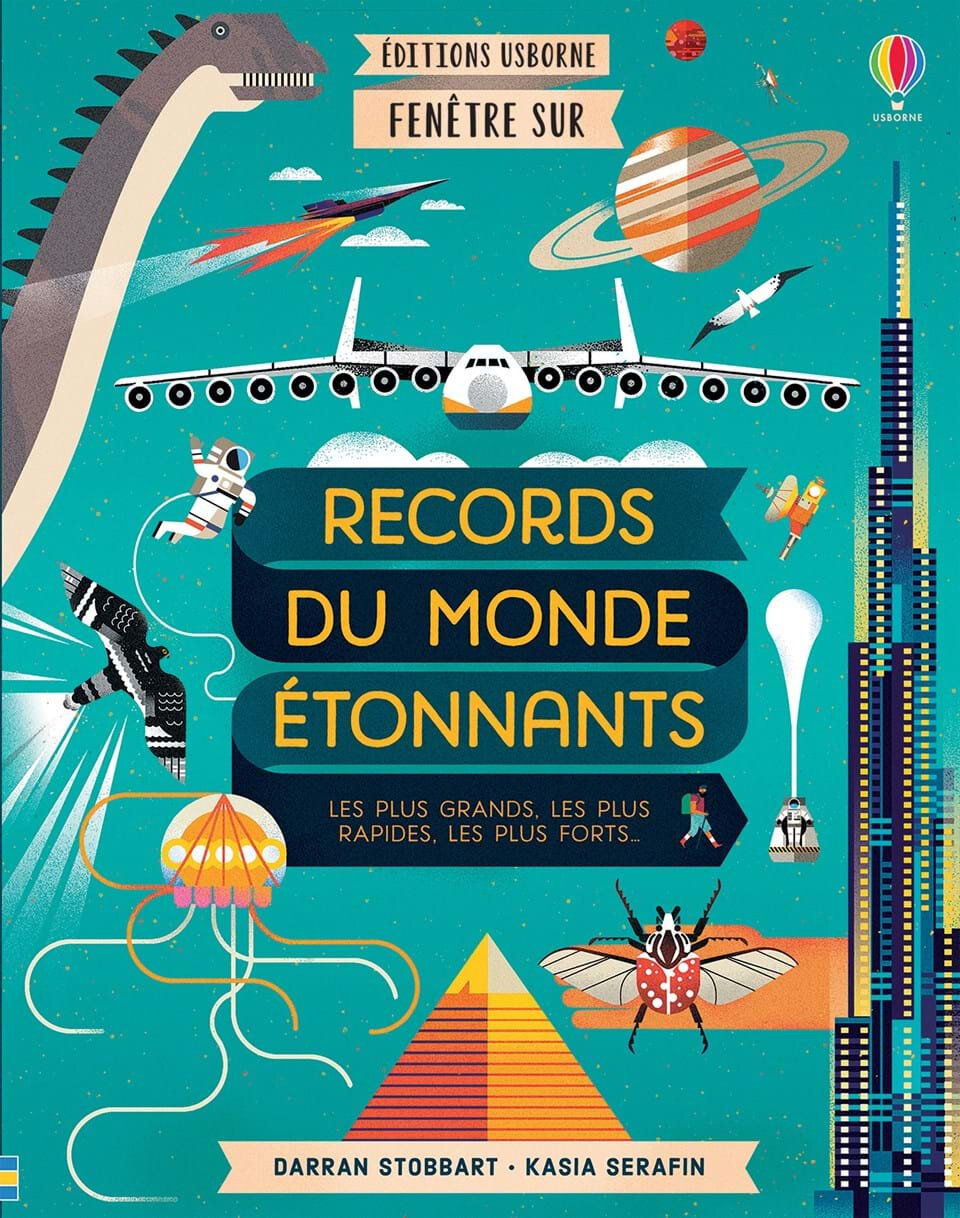 Records du monde étonnants