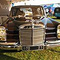Mercedes 600 w100 (1963-1981)