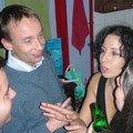 Stéph, JF, Leïla & Me