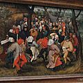 pieter breughel - fête villageoise