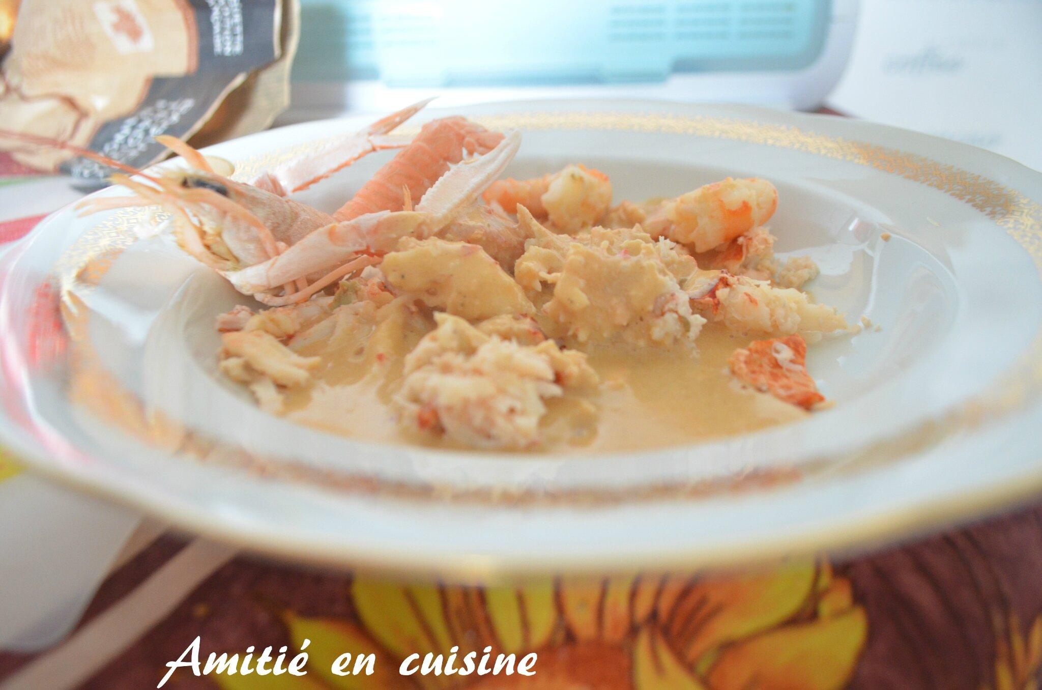 matelotte de homard