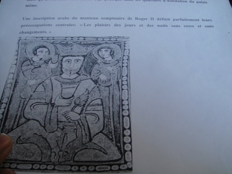 Plaisirs royaux en Sicile normande