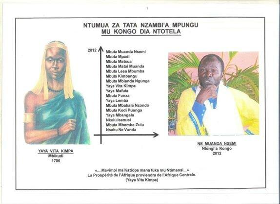 Ntumua za Tata Nzambi'a Mpungu
