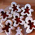Biscuits de noël très ponctuels
