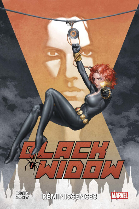 100% marvel black widow reminiscences