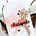 Mini escapade - les joles creations
