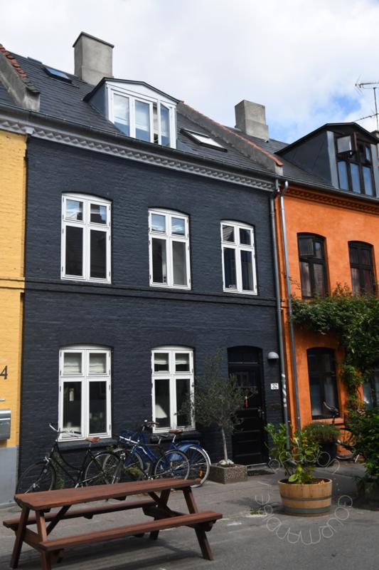 Copenhague, rue colorée_5