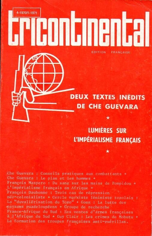 Tricontinental n° 4 1970-1971