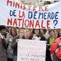 Greve demain dans l'education nationale