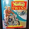 Norton twins : the postwar 500, 600, 650, 750, 850 and lightweight twins - roy bacon