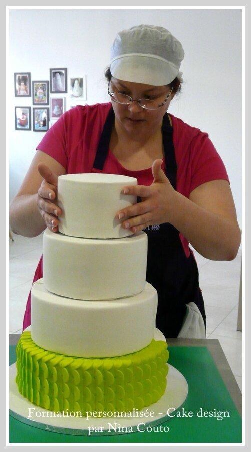 ecole Cake design nimes nina couto 5