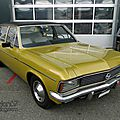 Opel admiral b automatic 1972-1976