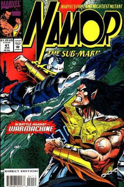 namor the sub-marine 1990 41