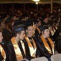Remise de diplômes: the graduation