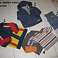 Vêtements garçon 3 ans