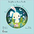 Lucino, le lapin lumineux de mamie camille et elen lescoat