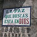 Autour du Lac Atitlan