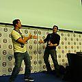 Tony Daniel et Yannick Paquette (dessinateurs de comics)