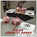 """Atelier culinaire """"junior et maman"""", le retour"""