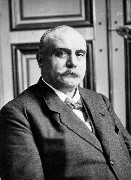1918 06 11 Albert Claveille en 1917