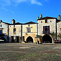 Dordogne Monpazier1 8-12-2018