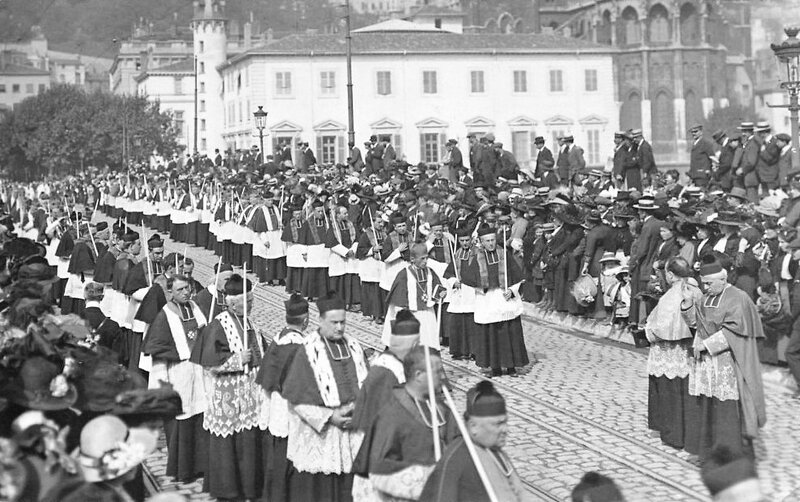obsèques cardinal Coullié 17 sept 1912 (4)
