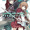 Sword art online progressive vol.1