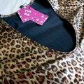 Body sdpandex slip leopard