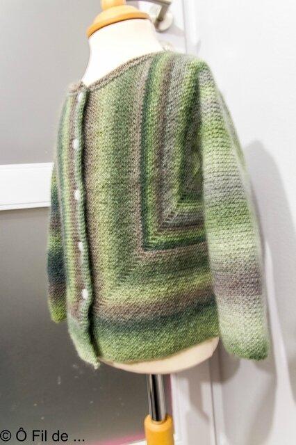 Gilet Green green green (2)