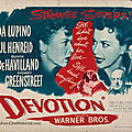 Devotion, de curtis bernhardt