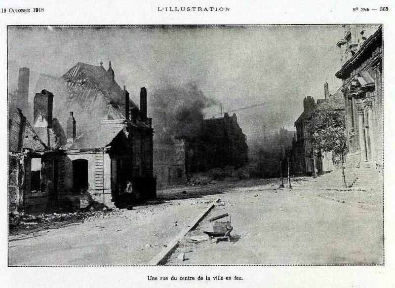 Cambrai rue du Centre