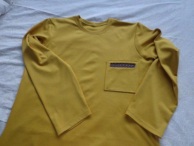 tee shirt moutarde 001 (Copier)