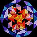 Carré intime 43 / vie, temps et univers / la tête au carré