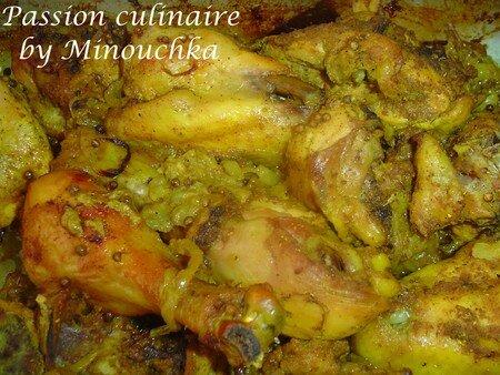 poulet_coriandre_et_curcuma