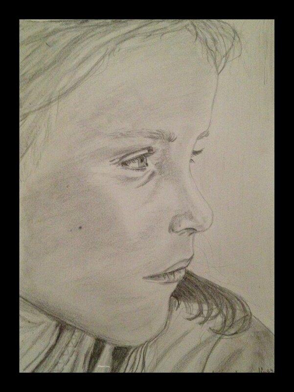dessins crayon