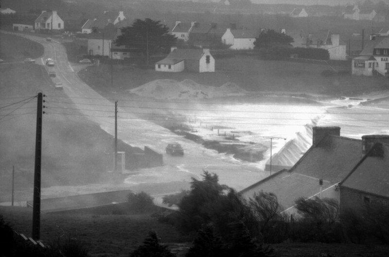 Ch26 - Tempête sur la nouvelle route du Loch en 1981b