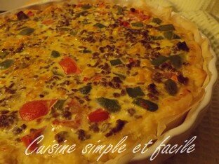 quiche mexicaine 10
