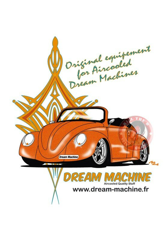 dream machine repro original