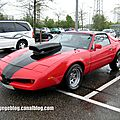 Pontiac firebird custom (1982-1992)(Rencard Burger King mai 2013) 01