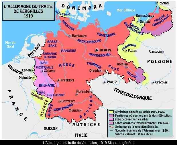 Allemagne 1919