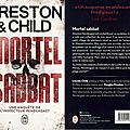 Mortel combat - preston and child