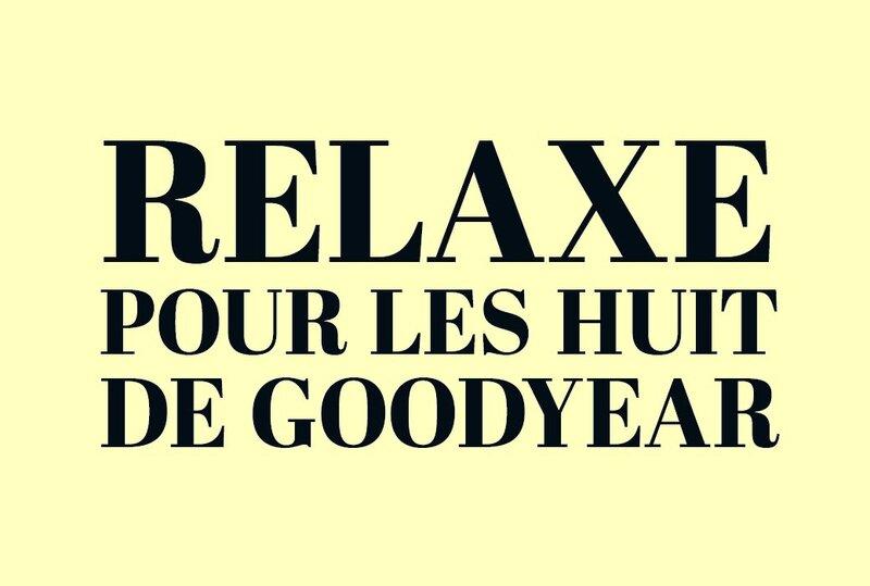 Goodyear relaxe