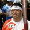 relais de la flamme olympique à Kuala Lumpur 4