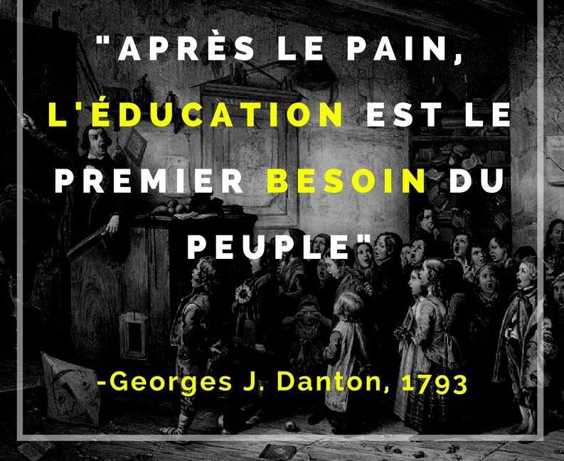 Education Danton