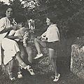 Tante Bérangère et les petites filles