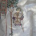La fresque de la manta