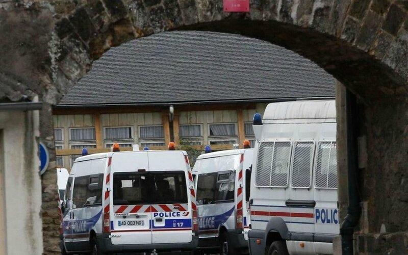 Police Cra de Vincennes