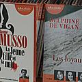 Les français de plus en plus séduits par les livres audio