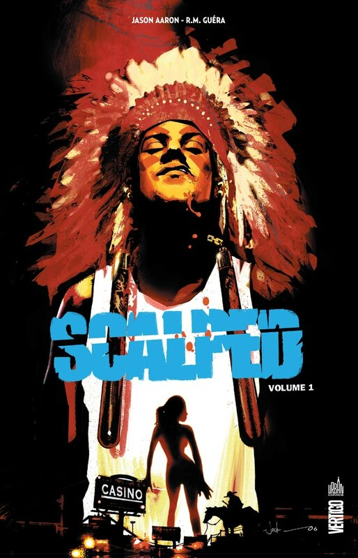 Urban Vertigo : Scalped