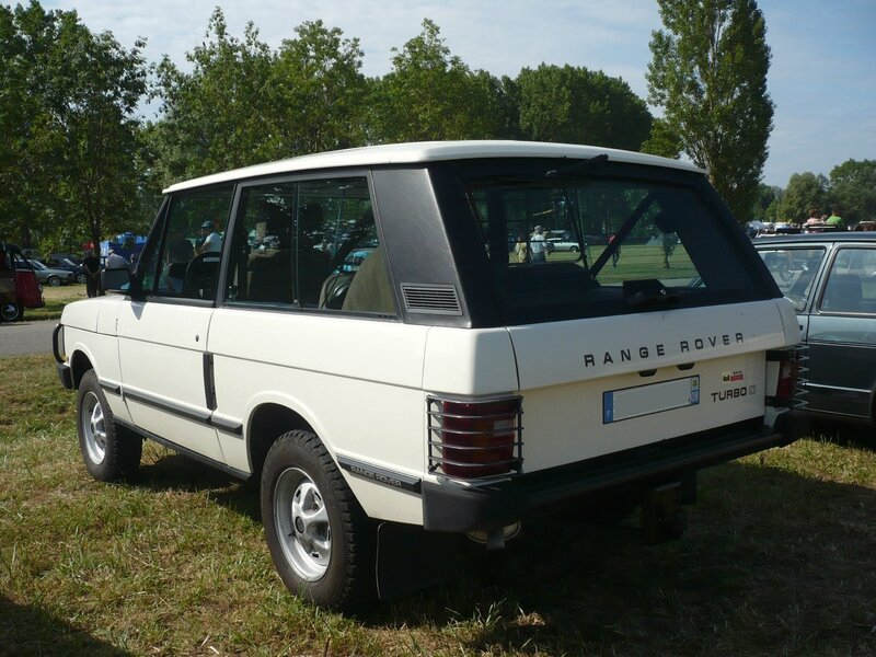 LAND ROVER Range Rover Classic Turbo Madine (2)